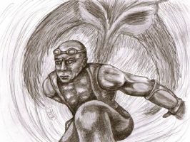 Riddick by carriehowarth