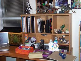 left view of my corner by ryliecat