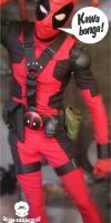 deadpool cosplay finish by SHIZUKE1984