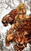 Kazar Mad color for fun by SpicerColor