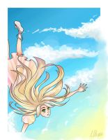 The Sky's The Limit by d4wnstar