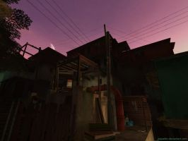 Favela UDK WIP 02 by JOPPETTO