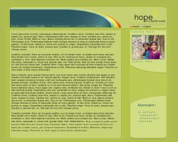 Hope for a better world page by PanniL0