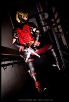 Harley Quinn INJUSTICE: Gods Among Us - Insurgency by Candustark