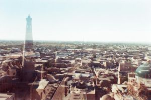 Khiva, doubly exposed by clemlef