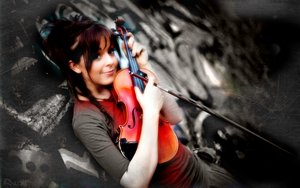 Lindsey Stirling by DarkiShots