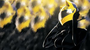 Durarara!!: Celty Sturluson by Nightfall1007