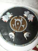 Horde Cake top view by see-through-silence
