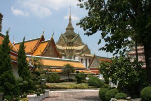 Thai Temple by Fitzmx6