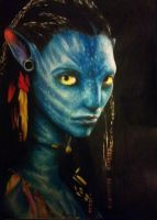 Neytiri ~ Aavatar by Reyos-Cheney