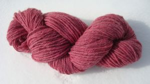 Tripple Plied Mixed Wool Yarn by flufdrax