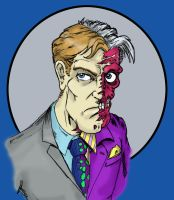 Two-Face by GerHankey