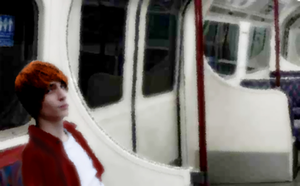 The Red-Haired Man by catelee2u