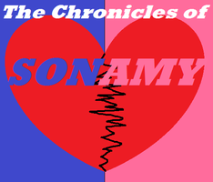 The Chronicles of SonAmy cover by D-Man611