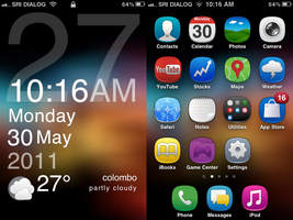 Symbian_Anna Theme for iPhone by sethside
