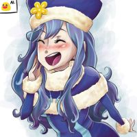 Juvia by akamarulover2