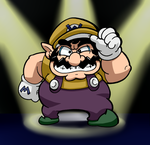 CR 1: Wario by Iduna-Haya