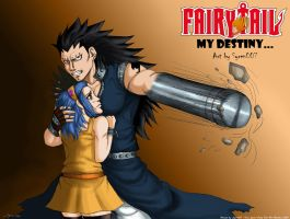 Fairy Tail-My destiny by syren007