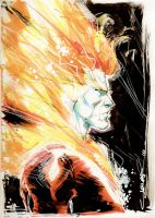 Sketch 44: Firestorm by Cinar