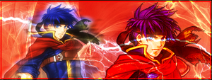 Ike Signature CLean by roninator001