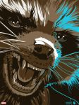 Never Doubt -Guardians of the Galaxy - Rocket. by thedarkinker