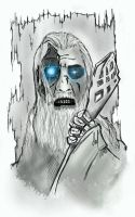 GoT X #3 - Gandalf The Wight by medalXD