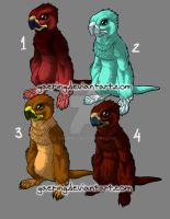 Adoptables: Lotrias - Basic Pose by gaering