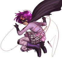 Hit Girl by mangoshell