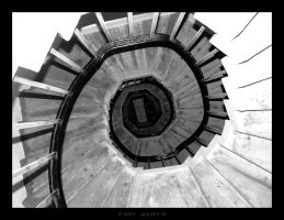 Spiral Staircase by 5uRt