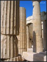 Pillars of History by chich