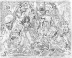 jim lee pencil by ibenkart