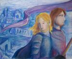 Captains of Gondor by theTieDyeCloak