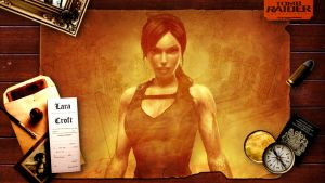 Tomb Raider Underworld HD Wall by Pmania