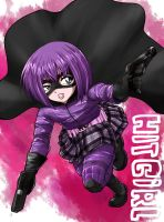 Hit Girl by umiwata