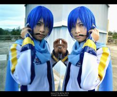 Kaito - True Image by shutter-puppy
