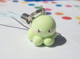 Octopus charm by kikums