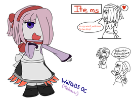 Wadanwhoops made a OC by poi-rozen