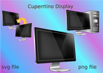 "Cupertino Display-""update"" by ilnanny"