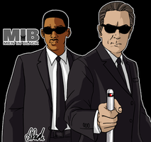 Men In Black: Neuralizer by Shikalee