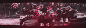 ASAP ROCKY THEMED BANNER by ilusoulo