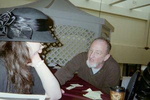 Me and Robert Englund 6 by DreamRevolution
