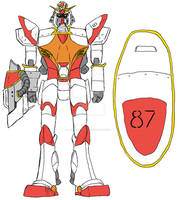 Mars Gundam Ref Sheet by surfersquid