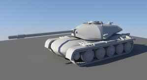Tank Concept 1 by connorz16