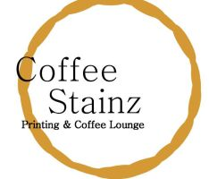 Coffee Stainz Logo Contest by iamdravenman
