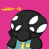 PYRO IS KAWAII by Cruudles