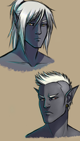 Elf Brothers by CaptainHawkins