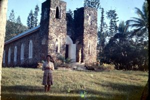 Old Church - New Caledonia 2 by cheesyflips-stock