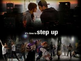 Step Up 3D  Don't Stop by Supernatural1214