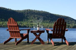 adirondack chairs by j0hnflack