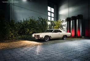Buick at night by AmericanMuscle